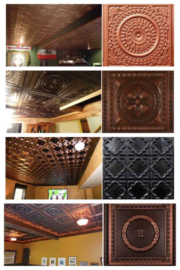 Ceiling Ideas for Man Caves